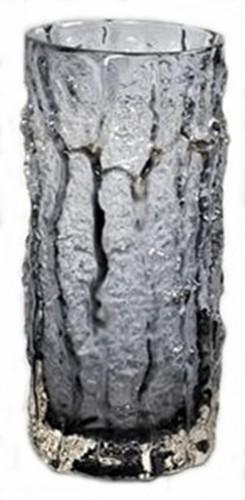 Whitefriars Lge Bark Vase 9691